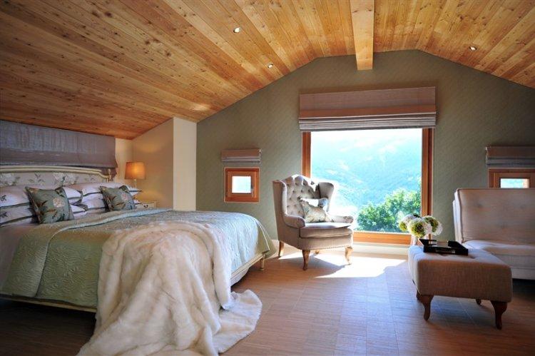 Osimugodnog ambijenta, vrlo važna stavka kod udobnosti spavaće sobe jest - optimalna temperatura