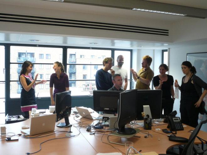 Savršeno grijanje u uredu postiže temperaturu idealnu za rad