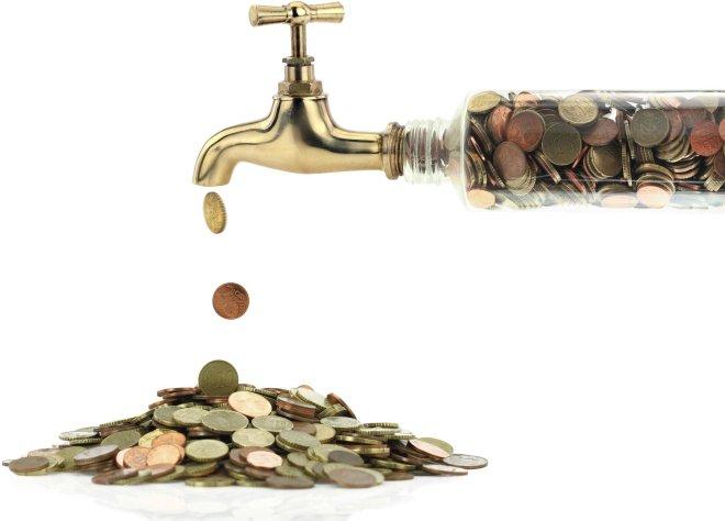 Pazi da ti novac ne iscuri iz slavine