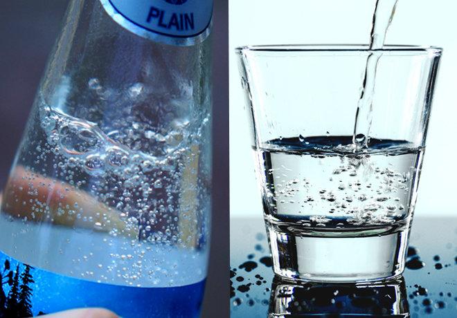 Obračun voda: mineralna vs obična