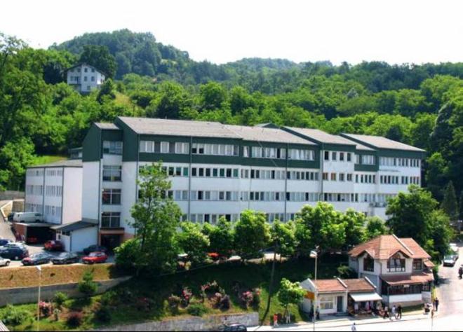 Bolnica u Tešnju