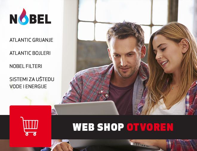 otvoren web shop nobel