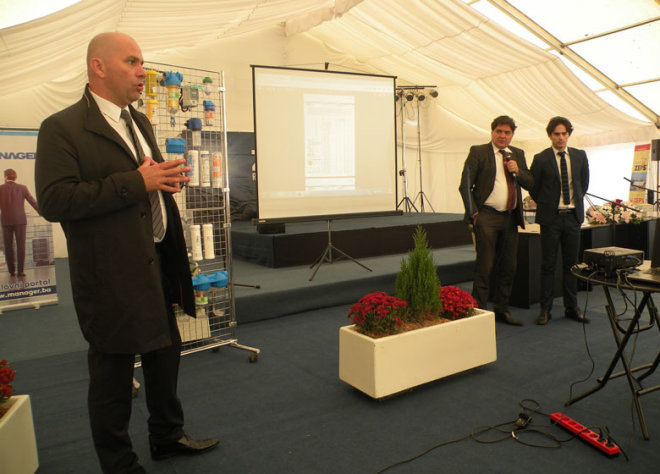 Atlas Filtri i Nobel - prezentacija